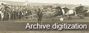 Archive digitization