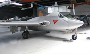 De Havilland DH.100 Vampire