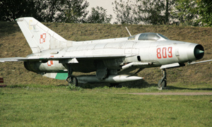 Mikoyan-Gurevich MiG-21F-13 (NATO: Fishbed-C)