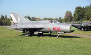 Mikoyan-Gurevich MiG-21PFM (type 94A) (NATO: Fishbed-F)